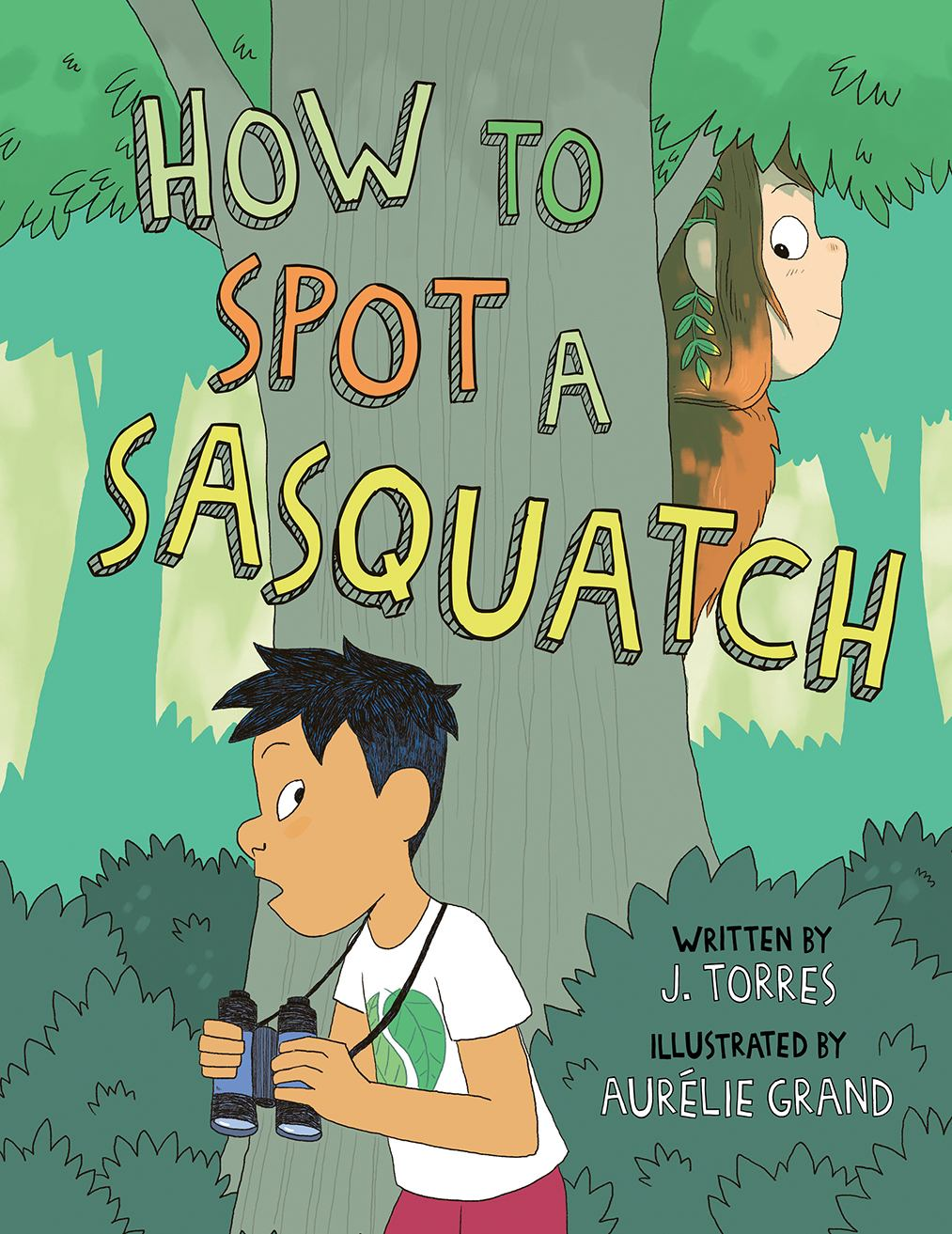 Cover image for How To Spot A Sasquatch